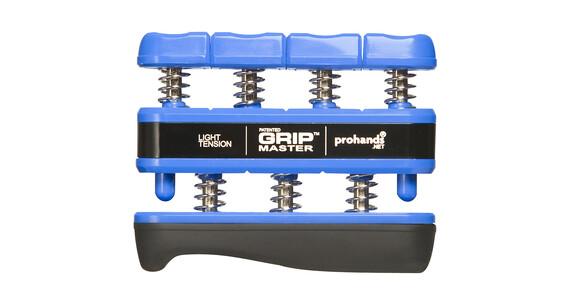 Gripmaster Light - Ejercitadores de mano - azul